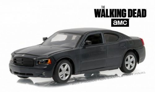 The Walking Dead Daryl Dixon's Dodge Charger Police 1:43 Scale Diecast